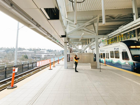 Sound Transit ready to open U District, Roosevelt and Northgate light rail stations Oct. 2