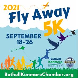 Join the Fly Away 5K Sept. 18-26