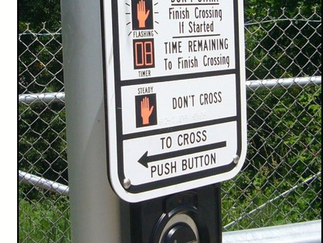 No need to push the button!