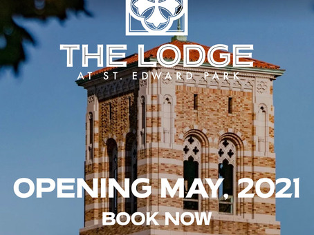 The Lodge: from seminary dorm to luxury hotel and spa
