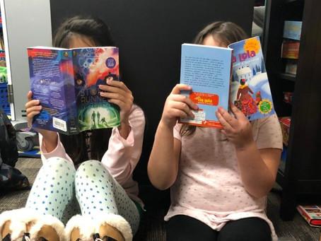 Request a book, Northshore Schools Foundation will deliver
