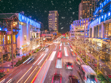 Looking for some holiday cheer? Try these light festivals