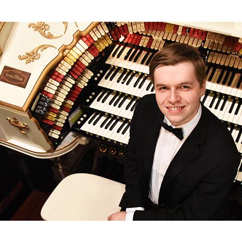 David Gray, organist