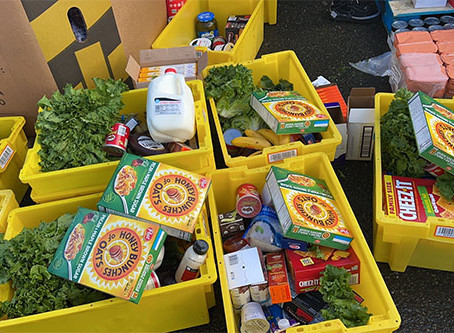 Kenmore Community Club to host food distribution event