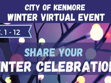 Kenmore Holiday Celebrations: 2020 version