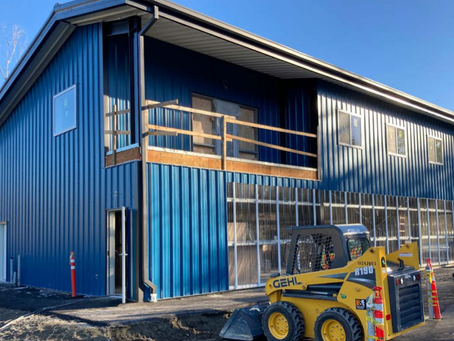 Rhododendron Boathouse project nears completion