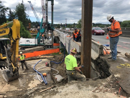 Construction Update: West Sammamish River Bridge Replacement Project