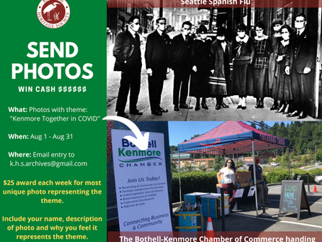 Heritage Society launches Covid 19 photo contest
