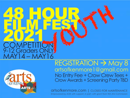 Calling all young filmmakers