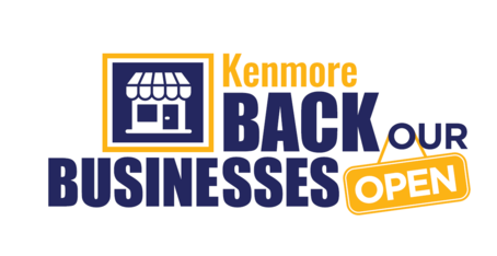 """Kenmore """"Back Our Businesses"""" Shop Local Campaign Begins this Summer!"""