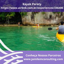 Parceria Kayak Paraty