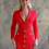 Thumbnail: Red Bodycon AK Premier Red Dress