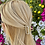 Thumbnail: Cindy Hair Clip with Pearls and Crystals
