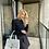 Thumbnail: Rusi Designs Italian Leather shoulder Tote Bag