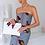 Thumbnail: Exotic Havannah Cotton Dress with print
