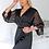 Thumbnail: Kelly Lace Kimono in black