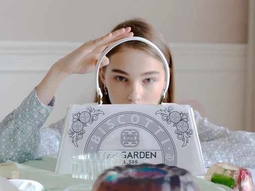 iCE GARDEN A.508 IS THE LATEST HOT BRAND  EMERGING FROM THE ASIAN FASHION CAPITAL OF SOUTH KOREA