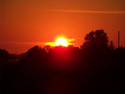Nebraska sunrise
