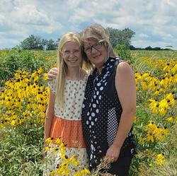 Mom and Carlee
