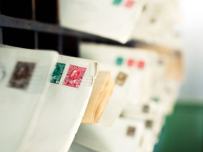 Getting your documents to us for apostille...