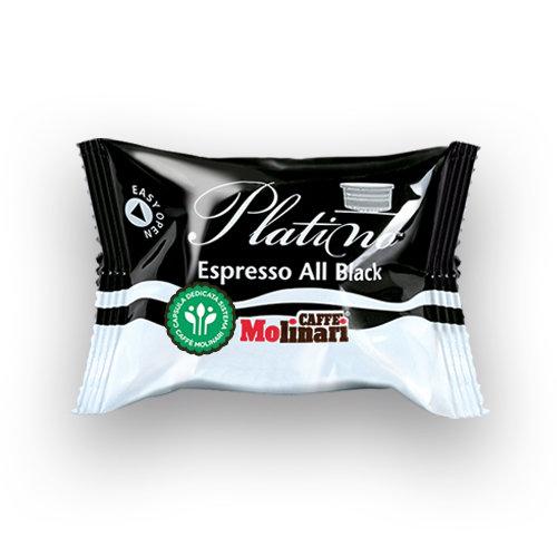 Capsule Caffe' Molinari All Black (pz 100)