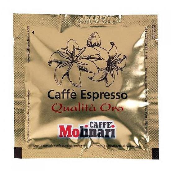 Cialde Qualita' Oro Caffè Molinari 44 mm (pz.150)