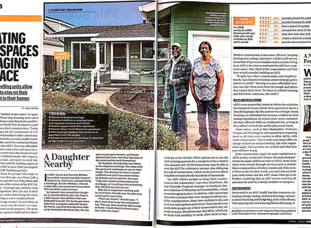 The Whitleys' Story in AARP