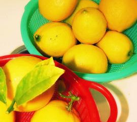 Why Lemons Are A Great Cleaning Product.