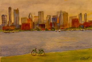 Lake Union Bicycle