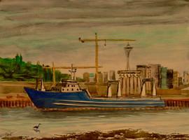 Seattle Pier 91