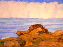 Rocks at Duneden, NZ