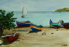 Bequia Fishermen