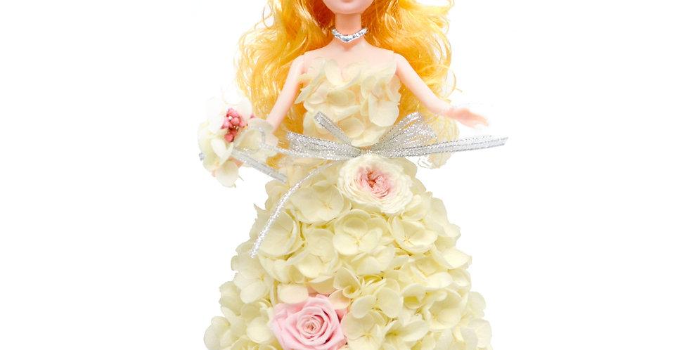 Forever Flower Dolls (White)