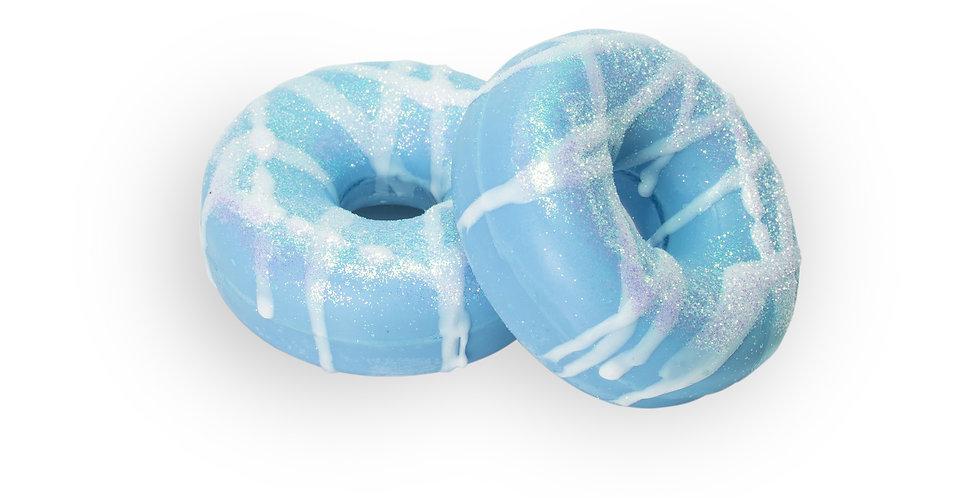 Ocean Breeze Donut Bath Bomb