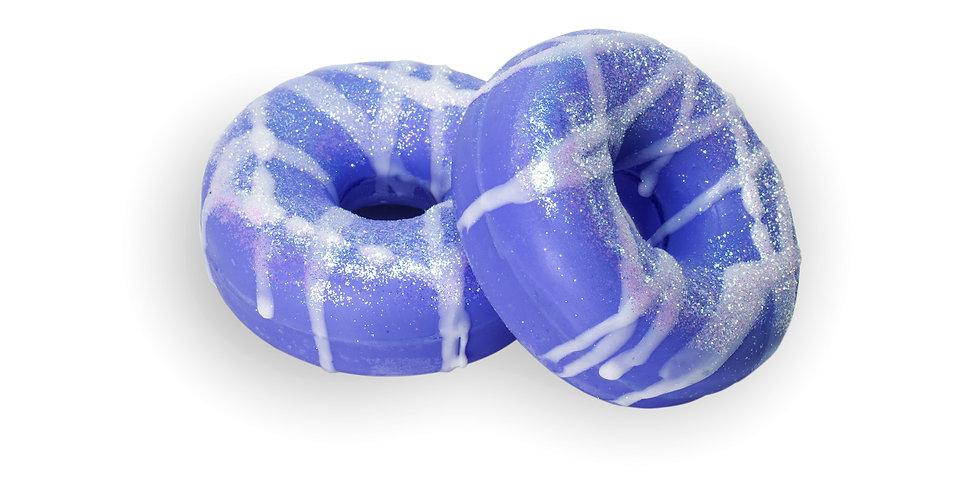 Blueberry Donut Bath Bomb