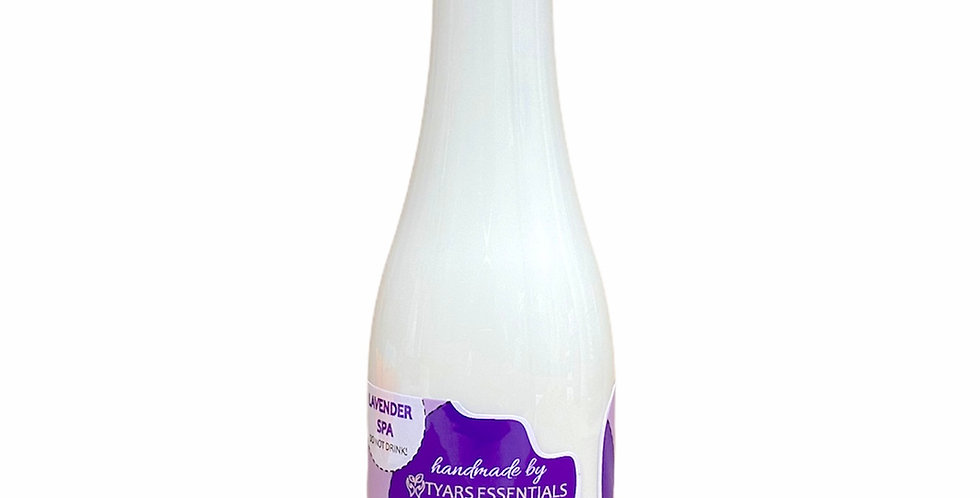 Lavender Spa Aloe Vera Body Milk (Lotion)