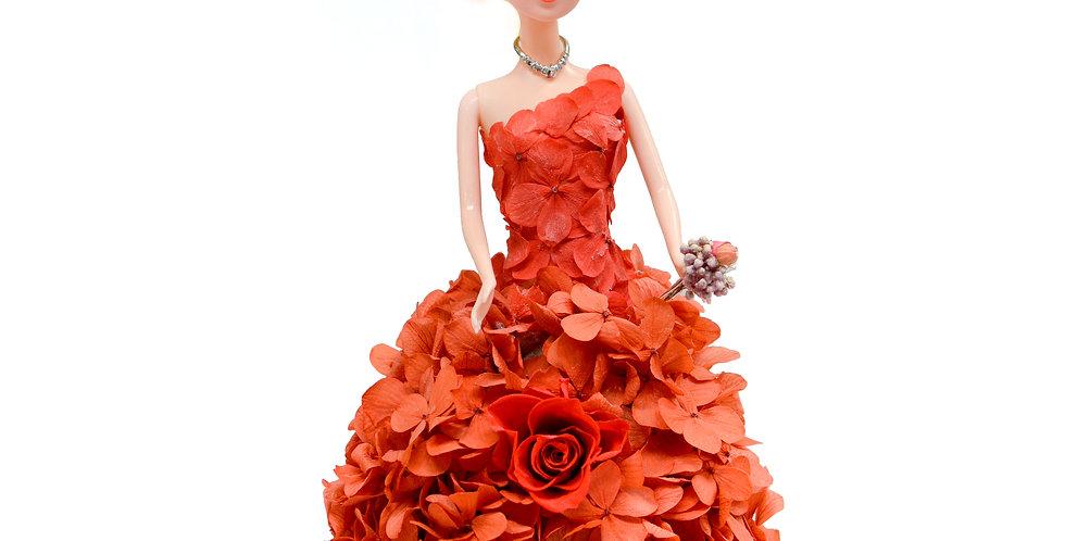 Forever Flower Dolls (Red)