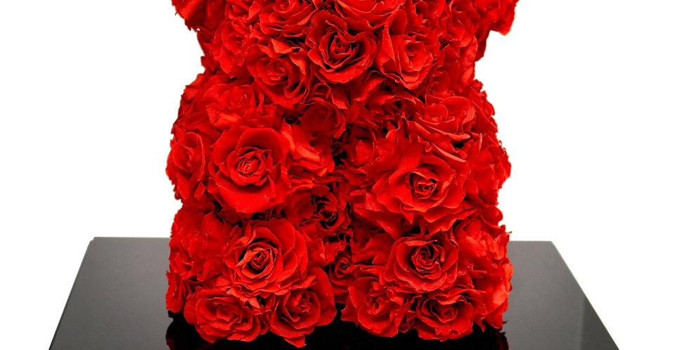 Forever Flowers' Rose Bear