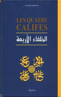 Les quatre califes (relié)
