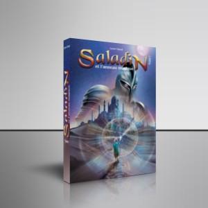 """Préambule du roman """"Saladin et l'anneau magique"""" tome 1 de Lyess Chacal, éditions Oryms"""