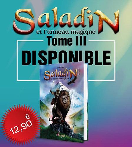 Saladin et l'anneau magique tome 3