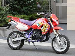 カワサキ KSR-2