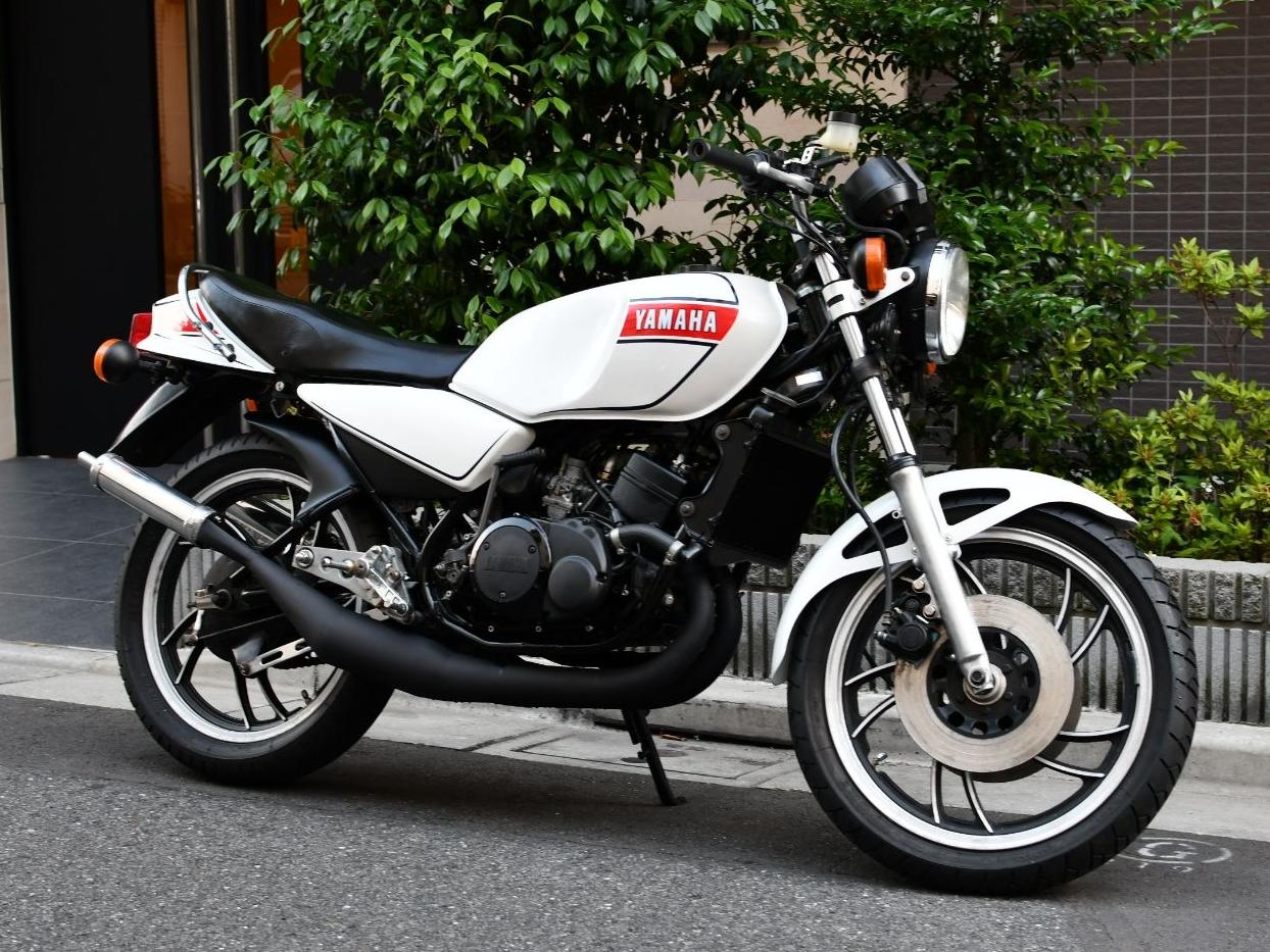 RZ250改355cc