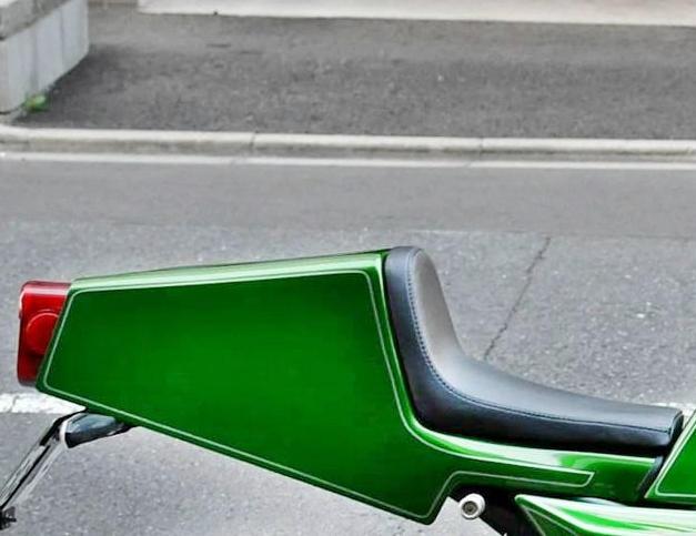 JOKER'S Z900RS/CAFE FRP シングルシート