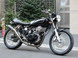 ヤマハ SR400RH01J