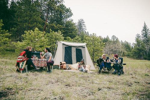Registration + Tent/Car Camping