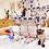 Thumbnail: PLAYMAGER BLOCKS 34PCS SET - ICE colour Magnetic Tiles