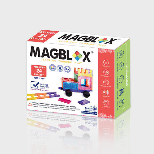 MAGBLOX® 24 PCS ACCESSORY SET