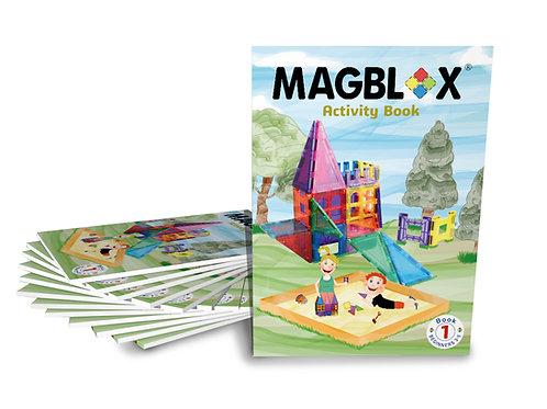 MAGBLOX® ACTIVITY BOOK VOLUME 1