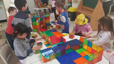 BUILDING STEM WORKSHOPS